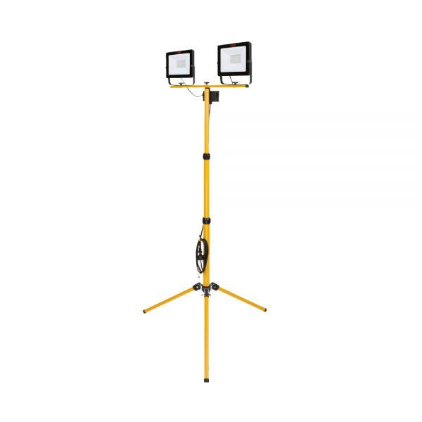 Proyector led 2x50W con trípode